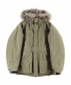 THE NORTH FACE(ザノースフェイス)の古着「MOUNTAIN DOWN PARKA」|オリーブ