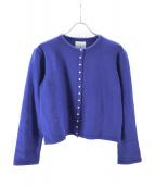 agnes b(アニエスベー)の古着「プレッション」|ブルー