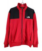 ()の古着「Jersey Jacket」|レッド