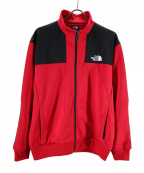 THE NORTH FACE()の古着「Jersey Jacket」|レッド