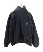 DROLE DE MONSIEUR(ドロール ド ムッシュ)の古着「ヨークドシェルパジャケット」|ブラック