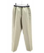 NEON SIGN(ネオンサイン)の古着「Active Pants」|ベージュ