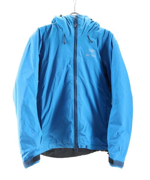 ARCTERYX(アークテリクス)ARCTERYX (アークテリクス) Fission SL Jacket ブルー サイズ:Sの古着・服飾アイテム