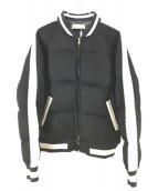 FACETASM(ファセッタズム)の古着「スカダウン」 ブラック