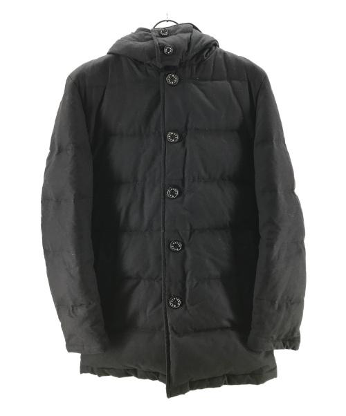 MACKINTOSH(マッキントッシュ)MACKINTOSH (マッキントッシュ) 2WAYダウンジャケット ブラック サイズ:36の古着・服飾アイテム