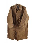 45R(フォーティファイブアール)の古着「ナイロンの908コート」|ブラウン