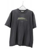 beautiful people(ビューティフルピープル)の古着「ジャージーベンチキッズTシャツ」|グレー