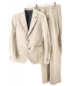 WACKO MARIA(ワコマリア)の古着「セットアップスーツ」|ベージュ