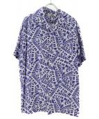 ()の古着「TLTシャツ」 ブルー