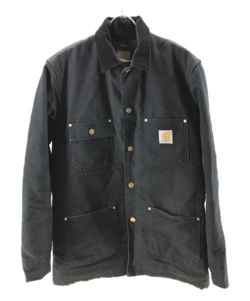 CarHartt(カーハート)CarHartt (カーハート) チョアコート ブラック サイズ:36の古着・服飾アイテム