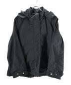 GALLARDA GALANTE(ガリャルダガランテ)の古着「ボアライナー付きマウンテンパーカー」|ブラック