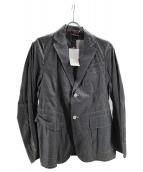 SCYEBASICS(サイベーシックス)の古着「シャツジャケット」|グレー