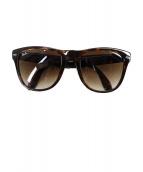 RAY-BAN(レイバン)の古着「ウェイファーラーフォールディングサングラス」|ブラウン