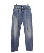 LEVIS VINTAGE CLOTHING(リーバイス ヴィンテージ クロージング)の古着「501Z XXセルビッチデニムパンツ」|インディゴ
