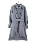Vaporize(ヴェイパライズ)の古着「3レイヤーコート」 ブルー