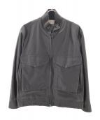 CURLY(カーリー)の古着「ジップアップジャケット」|ブラック