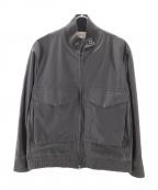 CURLY(カーリー)の古着「ジップアップジャケット」 ブラック