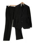 BEAUTY&YOUTH(ビューティーアンドユース)の古着「セットアップスーツ」|ブラック