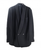 THE Sakaki(ザ サカキ)の古着「ウールジャケット」|ブラック