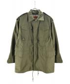 HYKE(ハイク)の古着「M51ビッグフィールドジャケット」|カーキ