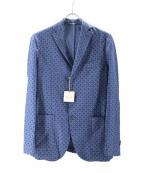 M.I.D.A.(ミダ)の古着「イタリアンウールジャケット」|ブルー