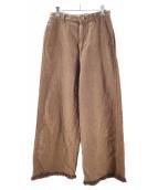 45R(フォーティファイブアール)の古着「フォースオックスのパンツ」|ブラウン