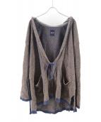 45R(フォーティファイブアール)の古着「リネンカルゼのカムエハッピィ」|ブラウン