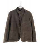 45R(フォーティファイブアール)の古着「フランネルの908オール」|グリーン