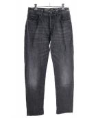 JACOB COHEN(ヤコブコーエン)の古着「J688コンフォートデニムパンツ」|ブラック