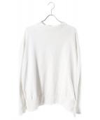Y-3(ワイスリー)の古着「シグネチャーグラフィックスウェットシャツ」|ホワイト