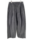 AMACHI(アマチ)の古着「パンツ」|ブラック