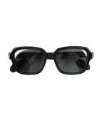 kearny(カーニー)の古着「セルロイドサングラス」|ブラック