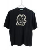nemeth(ネメス)の古着「プリントTシャツ」|ブラック
