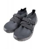 adidas × HYKE(アディダス × ハイク)の古着「ローカットスニーカー」|ブラック
