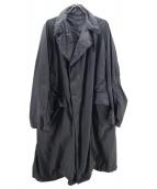 TEATORA(テアトラ)の古着「デバイスコートパッカブル」|ブラック