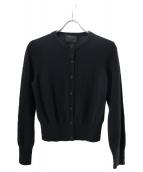 martinique(マルティニーク)の古着「カシミヤカーディガン」|ブラック