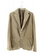 AURALEE(オーラリー)の古着「WASHED CORDUROY JACKET」|ブラウン
