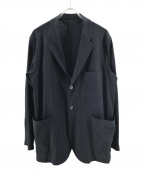 MARKAWARE(マーカウェア)の古着「スーピマスムースツアージャケット」|ブラック