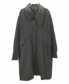 KAPTAIN SUNSHINE(キャプテンサンシャイン)の古着「Standcollar Field Coat」|ネイビー