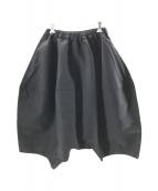 COMME des GARCONS COMME des GA(コムデギャルソン)の古着「バルーンサルエルパンツ」|ブラック