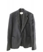 Martin Margiela 10(マルタンマルジェラ10)の古着「テーラードジャケット」|ネイビー