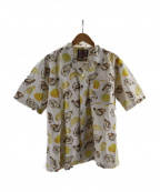 son of the cheese((サノバチーズ))の古着「Oyster shirts」|ホワイト