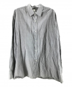 Edwina Horl()の古着「ワッシャー加工シャツ」|グレー