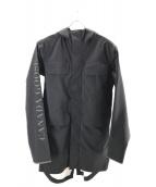 CANADA GOOSE(カナダグース)の古着「SEAWOLF JACKET」 ブラック
