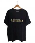 Mastermind JAPAN()の古着「コラボTシャツ」|ブラック