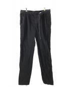 sacai(サカイ)の古着「コットンナイロンパンツ」|ブラック