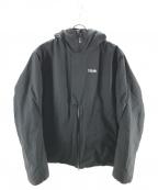 tilak(ティラック)の古着「スバルバード中綿ジャケット」 ブラック