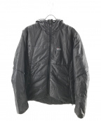 tilak(ティラック)の古着「中綿ジャケット」 ブラック