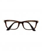 Ayame(アヤメ)の古着「眼鏡」 ブラウン