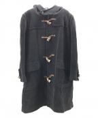 GRENFELL(グレンフェル)の古着「ダッフルコート」|ブラック